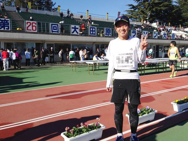第26回 大田原マラソン
