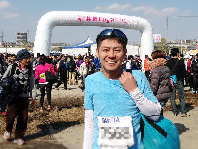 2014 板橋Cityマラソン