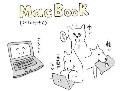 MacBook(2015)