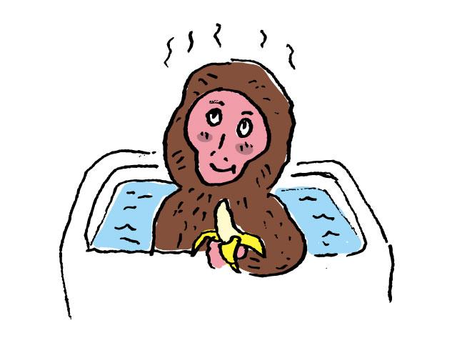 風呂バナナ