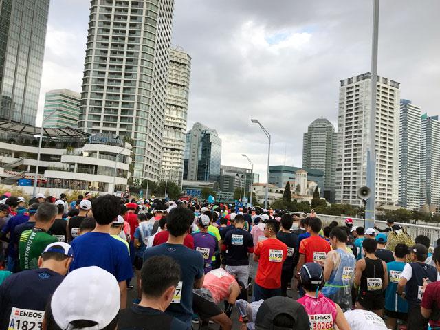 横浜マラソン2018