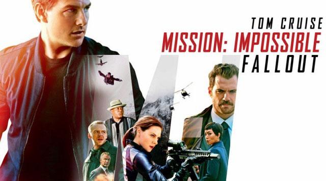 ミッション:インポッシブル フォールアウト