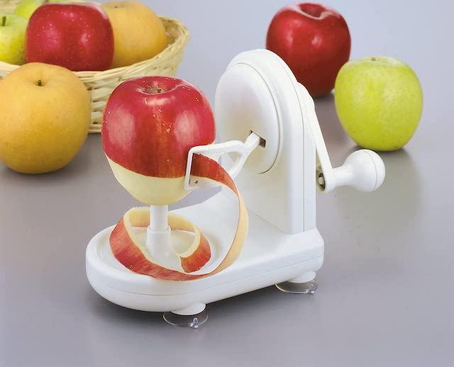 リンゴ 皮むき器